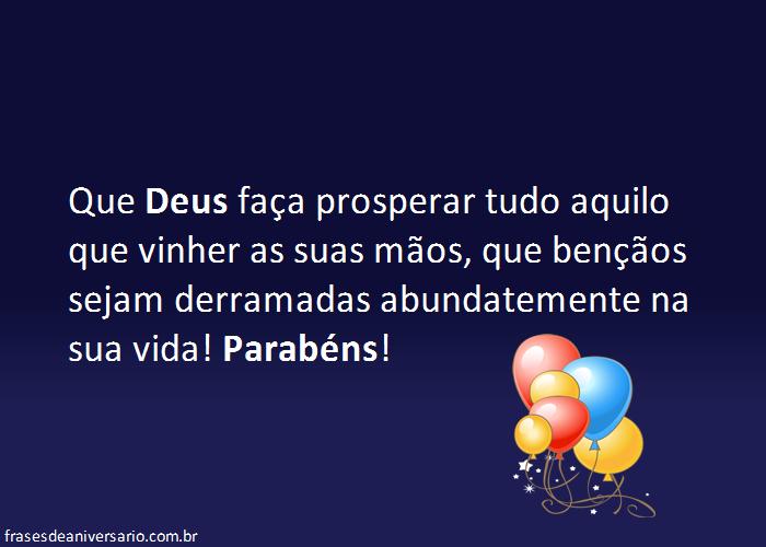 Parabéns Gospel E Feliz Aniversário Evangélico Frases De Aniversário