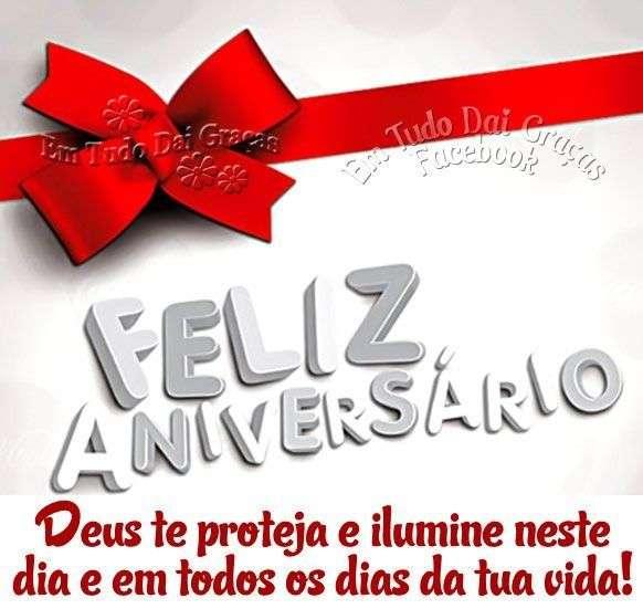 Feliz Aniversário Deus Te Proteja Frases De Aniversário