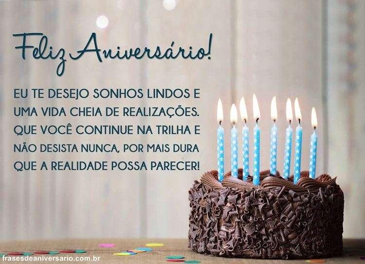Feliz Aniversário Com Fé Frases De Aniversário