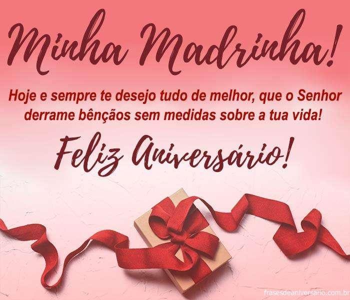 ced30e6b29 Frases de Aniversário para Madrinha – Frases de Aniversário