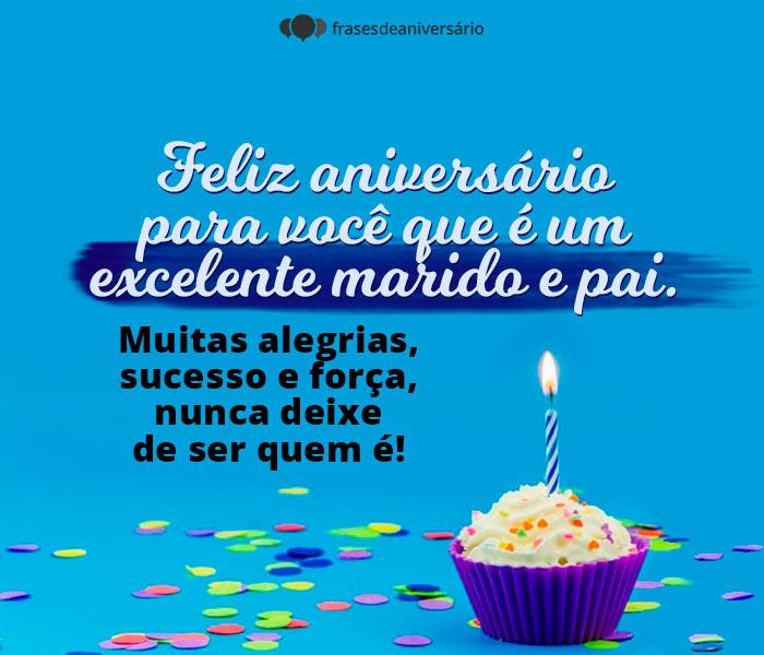 Feliz aniversário, nunca deixe de ser quem é