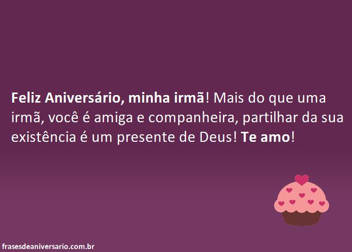 Parabéns Pelo Seu Aniversário Irmã Querida Felicidades: Whatsapp Facebook Baixar