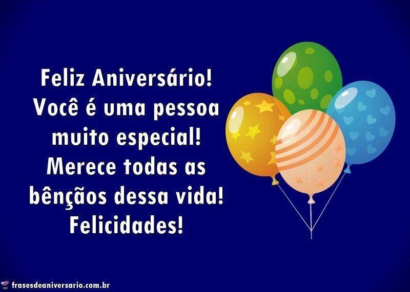 Parabéns Afilhado Felicidades Frases De Aniversário